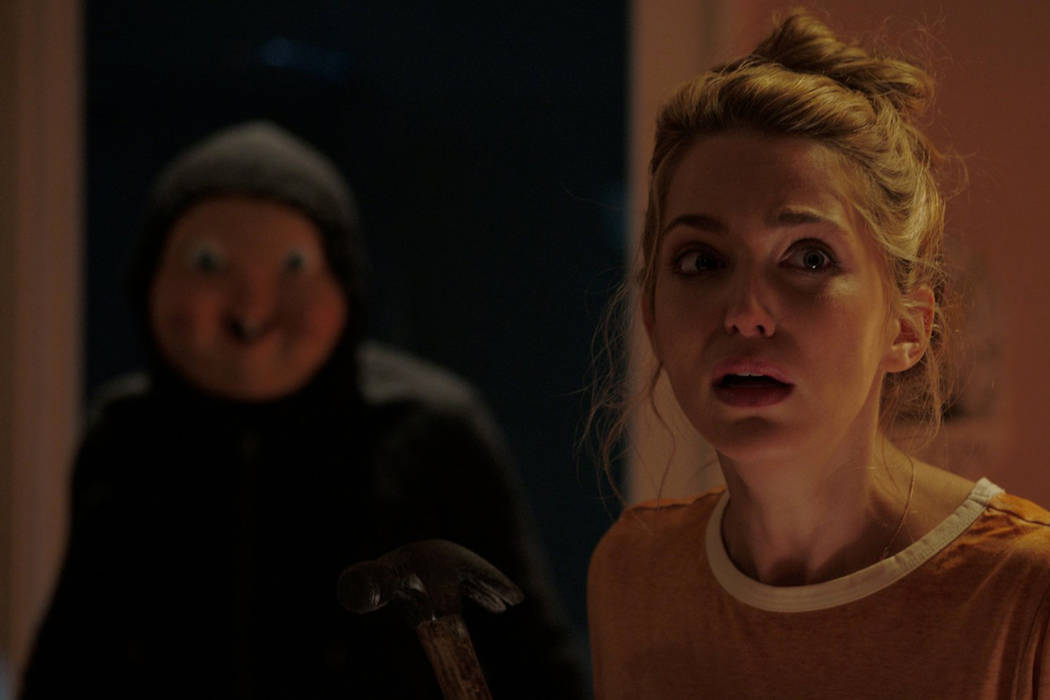 En esta terrible misión la joven irá acompañada de su amigo, al que interpreta Israel Broussard.