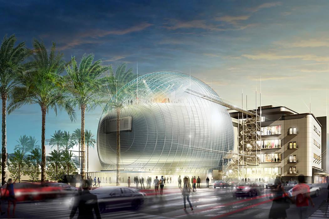 El museo, una vez completado, tendrá 28.000 metros cuadrados repartidos en seis plantas en las que habrá zonas de exposiciones, salas de proyección, espacios educativos y foros para eventos esp ...