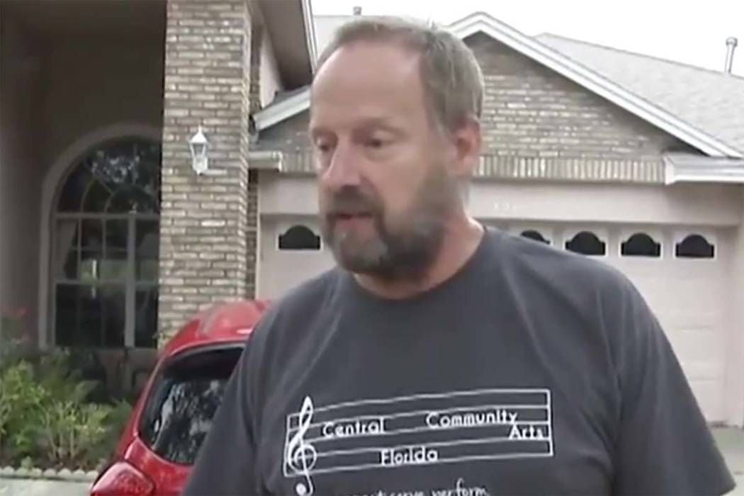 Eric Paddock (Screengrab/Orlando Sentinel)