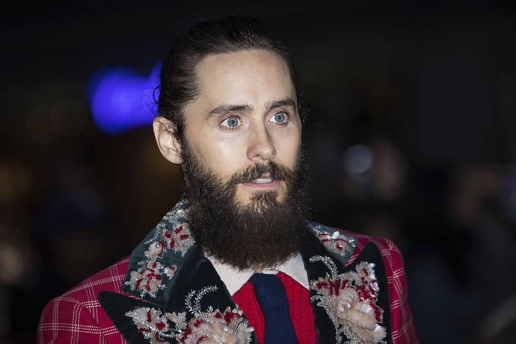 Jared Leto. | Foto Vianney Le Caer/Invision/AP.