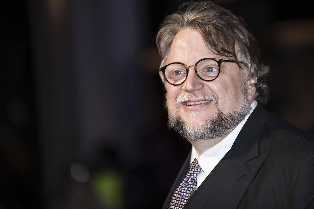 El cineasta mexicano Guillermo del Toro . | Foto Vianney Le Caer/Invision/AP.