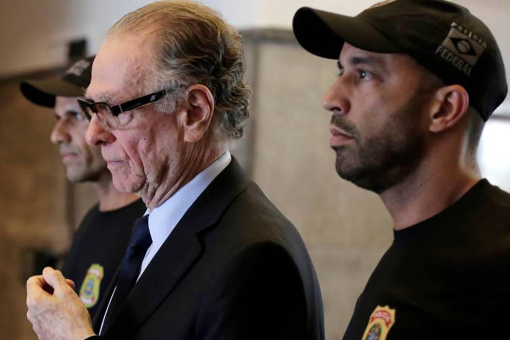 Presidente del Comité Olímpico de Brasil, Carlos Arthur Nuzman. | Foto cortesía