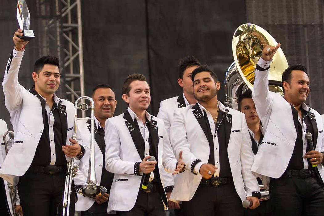La Adictiva Banda San José de Mesillas. | Foto cortesía.