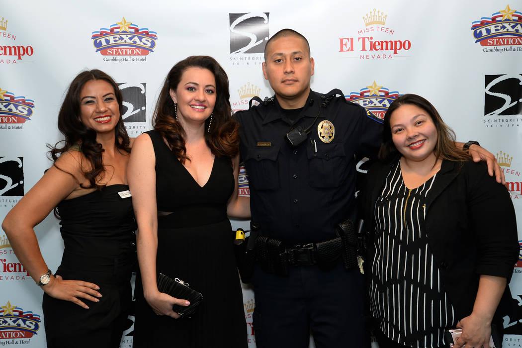 El Certamen Miss El Tiempo y Miss Teen El Tiempo 2018, se llevo a cabo el sábado 7 de octubre, 2017, en el Lowden Theater en Las Vegas. | Foto Thomas Tran photography / Especial para El Tiempo.