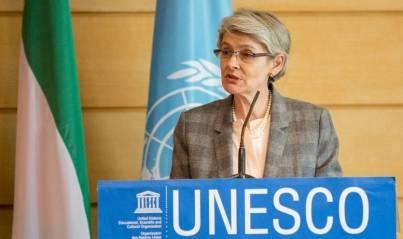Directora general de la Organización de las Naciones Unidas para la Educación, la Ciencia y la Cultura (UNESCO), Irina Bokova. Foto Notime