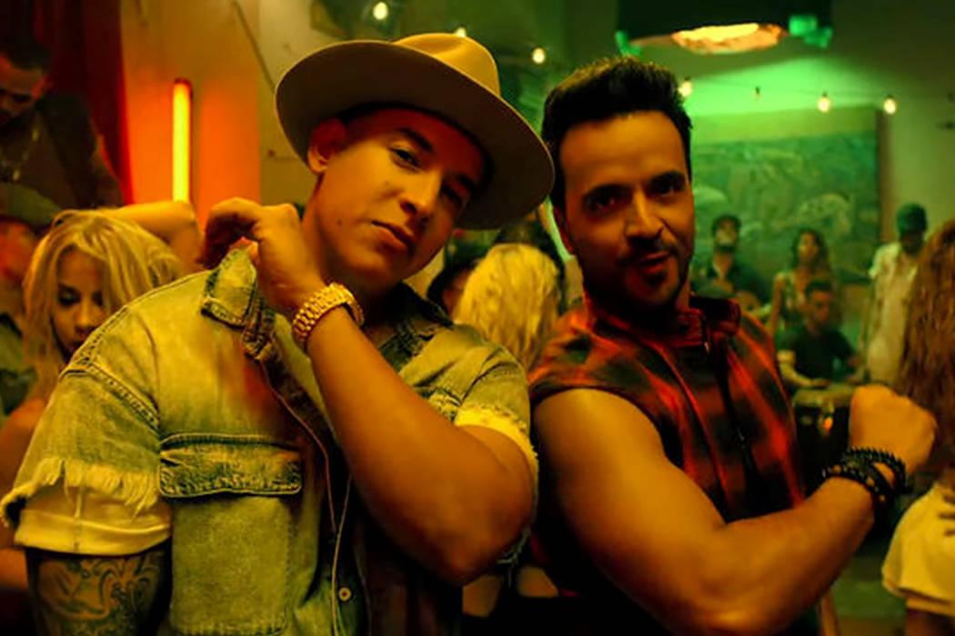 Luis Fonsi y Daddy Yankee competirán por cuatro premios. | Cortesía.