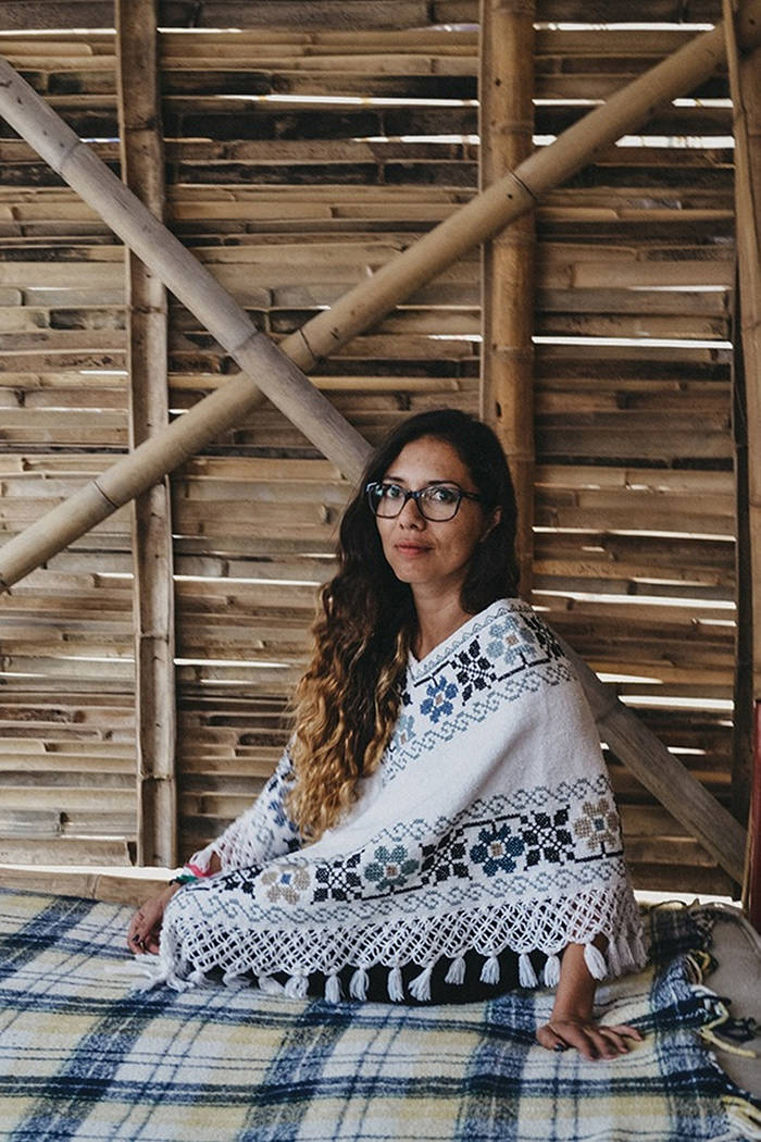 De 40 a 100 espacios habitables temporales hechos de bambú es la meta de 12 instituciones, empresas y organismos no gubernamentales que pretenden beneficiar a familias damnificadas de la comunida ...