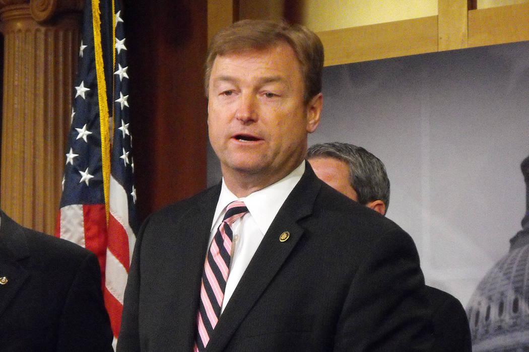 Senador Dean Heller, R-Nev. (Las Vegas Review-Journal)