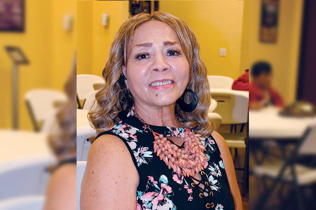 Linda Thomas ha vivido más de 20 años con lupus, sabe que no tiene cura, pero tiene hábitos como dieta y hacer ejercicio para combatirla. Fotos, sábado 21 de octubre, sede Colors of Lupus, Las ...
