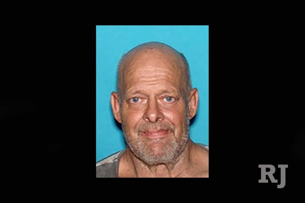 Bruce Paddock, hermano del tirador de Las Vegas Stephen Paddock, fue arrestado el miércoles en North Hollywood, California, bajo cargos de posesión de pornografía infantil. (Departamento de Pol ...