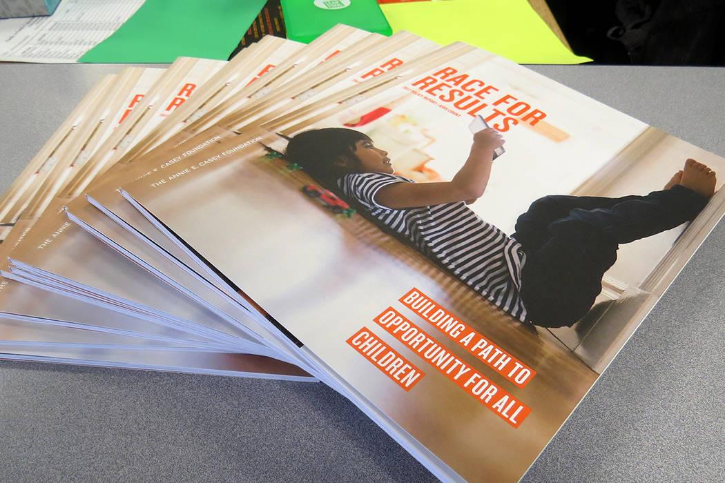 El informe 'Race for Results' también será difundido mediante una publicación impresa. Miércoles 25 de octubre en el Centro Comunitario Cambridge. | Foto Anthony Avellaneda / El Tiempo.