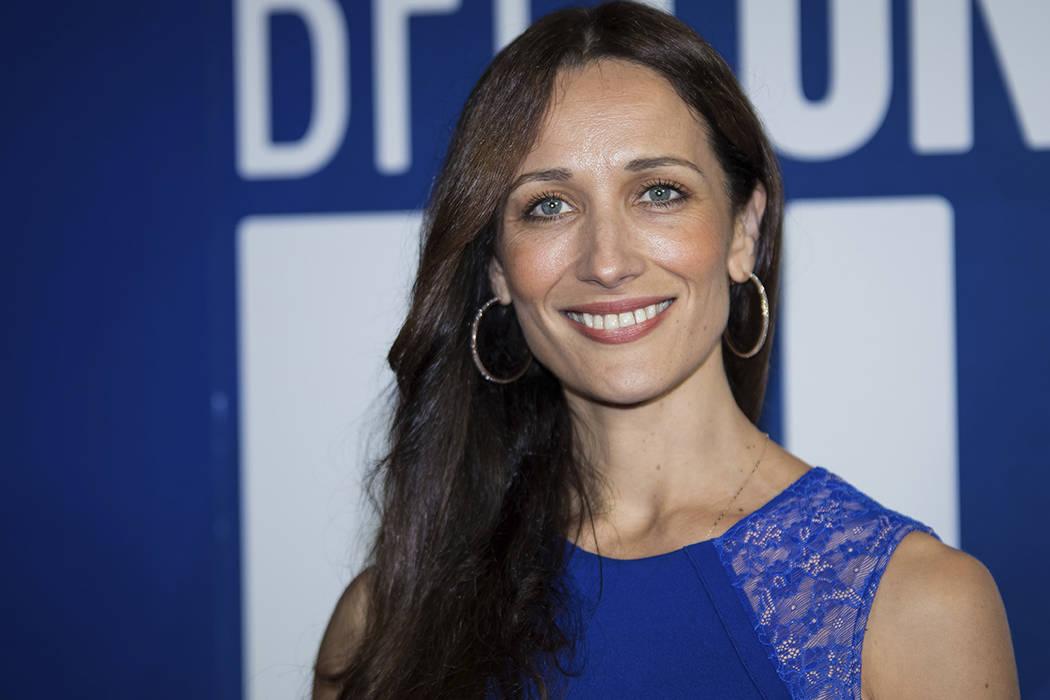La cineasta y actriz española Ana Asenso. | Foto Vianney Le Caer/Invision/AP.
