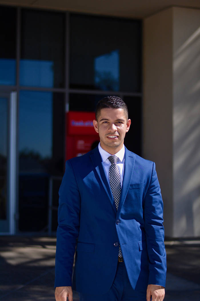 César solicitó y obtuvo su ciudadanía americana en el 2016, con 28 años de edad. | Foto Cortesía.