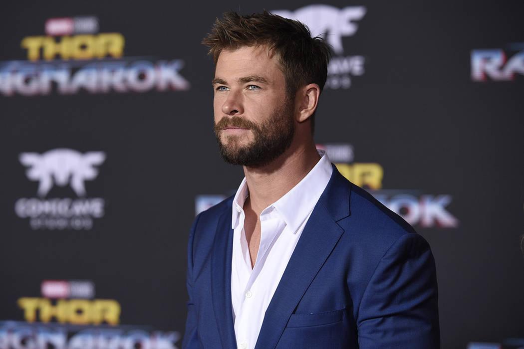 Chris Hemsworth. | Foto Chris Pizzello/Invision/AP.