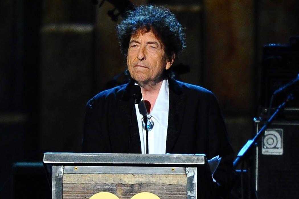 ARCHIVO- Bob Dylan. | Foto Vince Bucci/Invision/AP.
