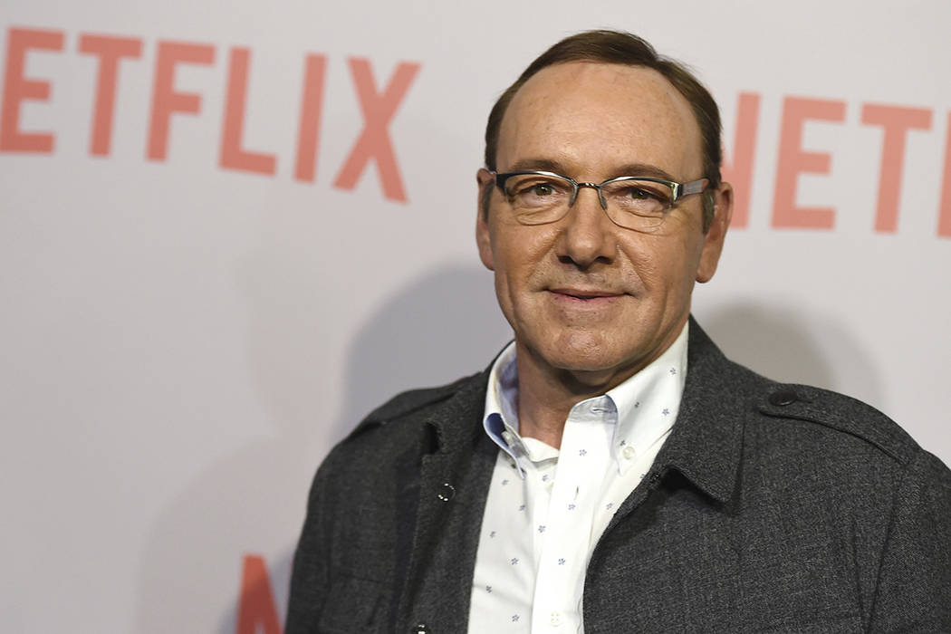 ARCHIVO- Kevin Spacey . | Foto Jordan Strauss/Invision/AP.