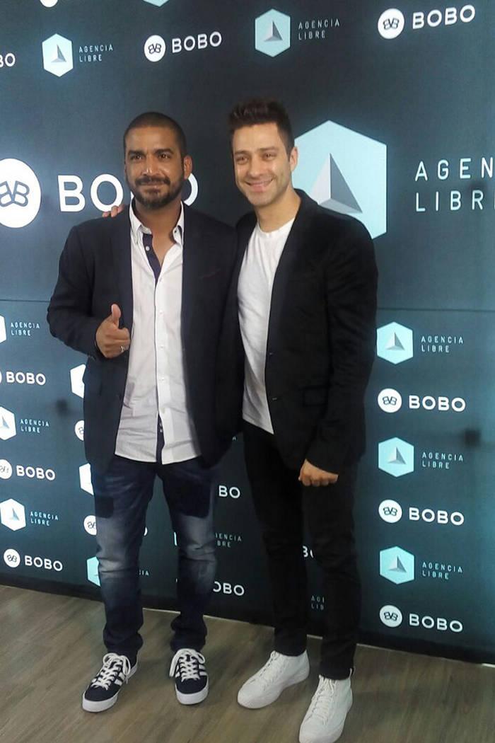 Ari Borovoy, director de la empresa en el área de entretenimiento BOBO, anunció su fusión con Agencia Libre, de Jean Duverger, para dar paso a BOBO Sports, México, 11 Oct 2017. | Notimex- Aura ...