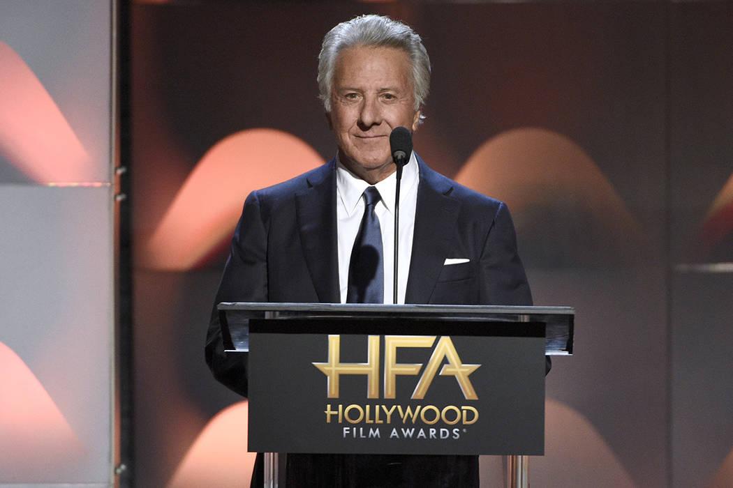 Dustin Hoffman. | Foto Chris Pizzello/Invision/AP.