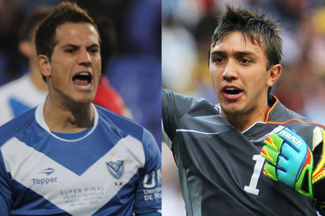 Sebastián Sosa Y Fernando Muslera. | Fotos cortesía.