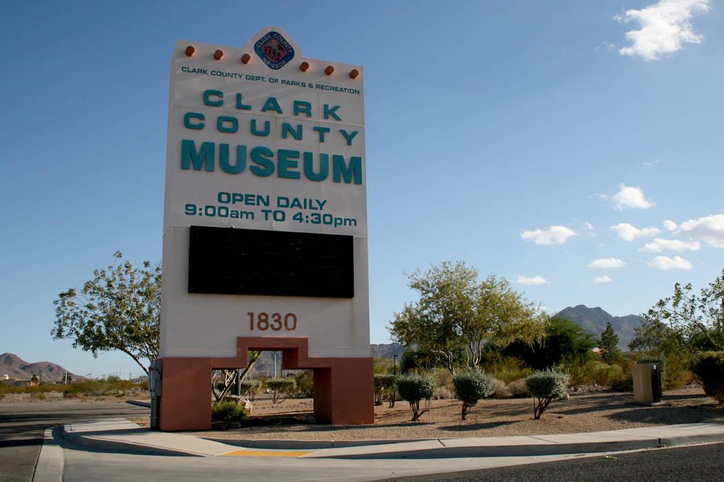 El Museo del Condado Clark y otros removerán el 12 de noviembre la memorabilia del Strip, y la preservarán. | Foto Valdemar González / El Tiempo.