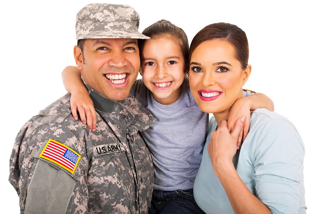 ¡Buffet gratis! Station Casinos invita a todos los militares activos, inactivos o retirados a que los visiten.