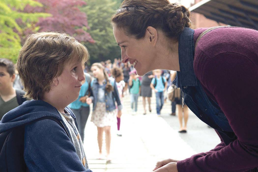 Julia Roberts (Money Monster) interpretará el papel de la madre de Auggie, a quien dará vida Jacob Tremblay (La habitación).