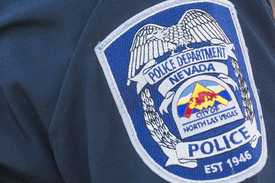 Departamento de Policía del norte de Las Vegas (Las Vegas Review-Journal)