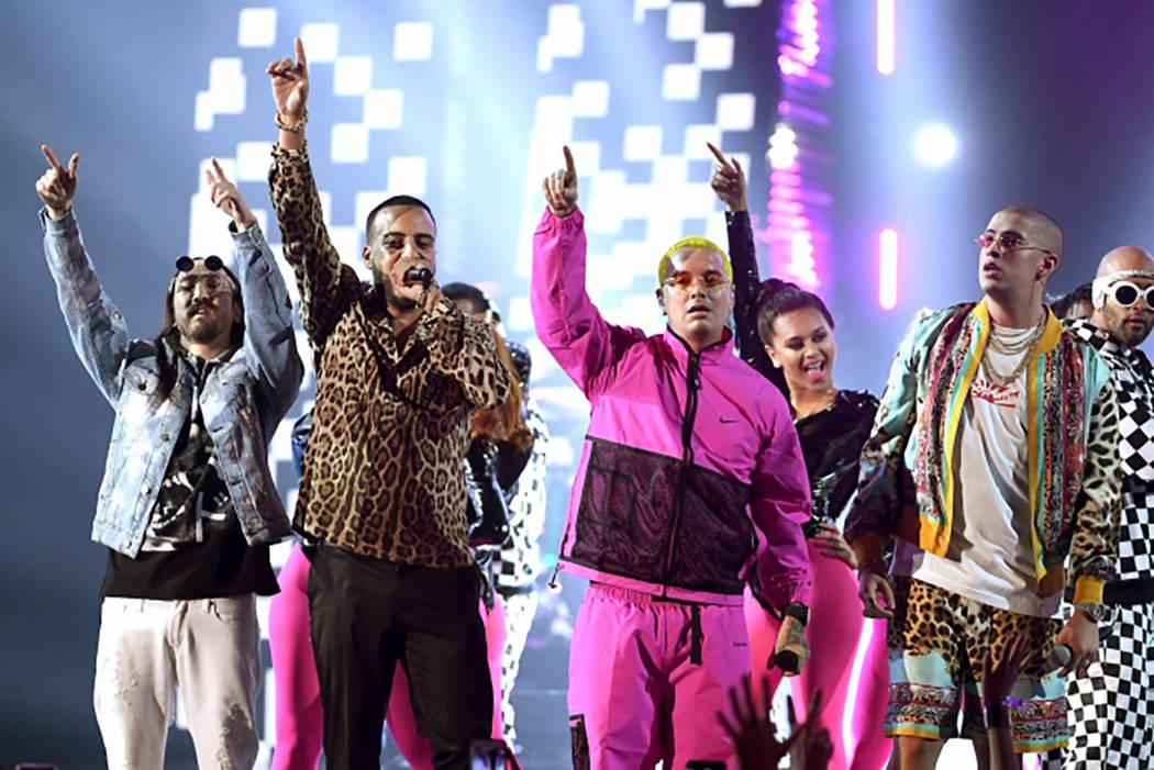 Espectacular y emotiva fue la ceremonia de los premios Grammy Latinos 2017, la cual se llevó a cabo el jueves 16 de noviembre en el MGM Grand Garden Arena. | Foto Cortesía Latin Grammy.