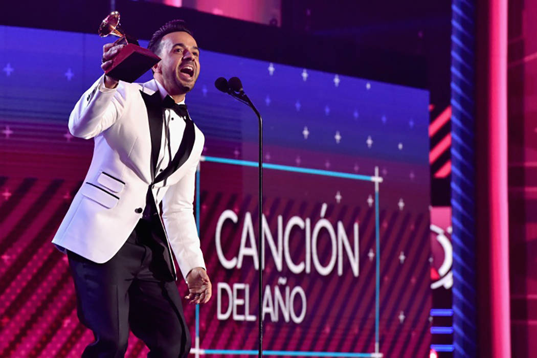 LUIS FONSI / Foto Cortesía Latin Grammy