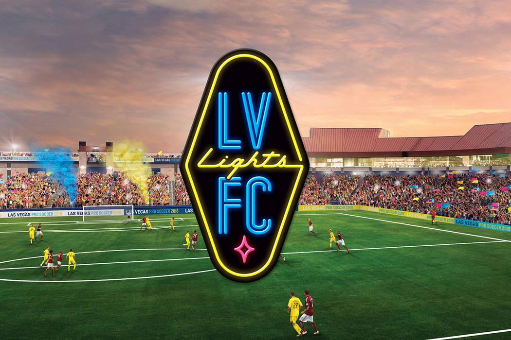 El fútbol profesional en Las Vegas iniciará en febrero 2018.