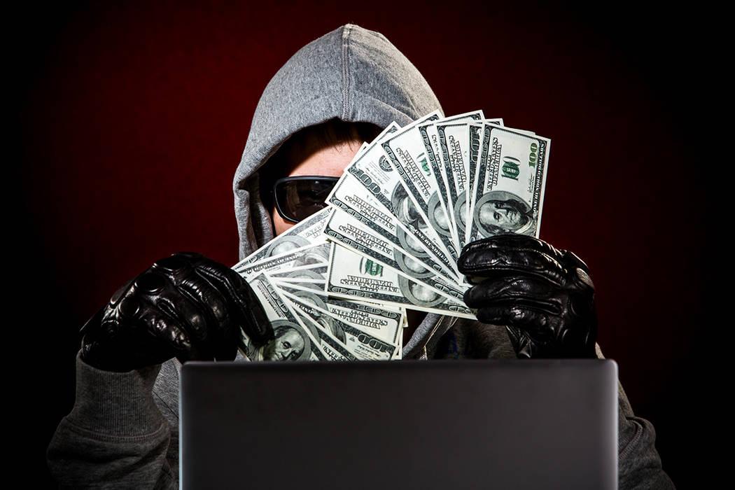Evite ser víctima de fraude por internet.