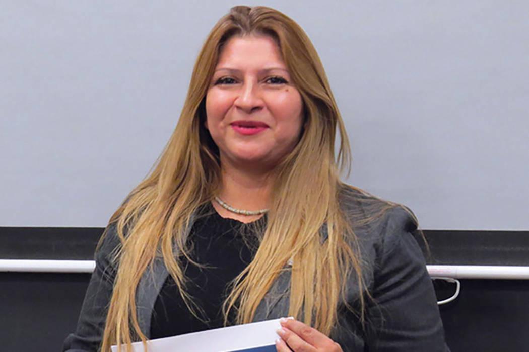 Miriam Hickerson, la intercesora de Asuntos al Consumidor de Nevada. | Foto El Tiempo.