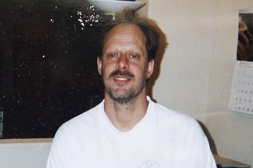 Foto sin fecha del pistolero de Las Vegas Stephen Paddock.