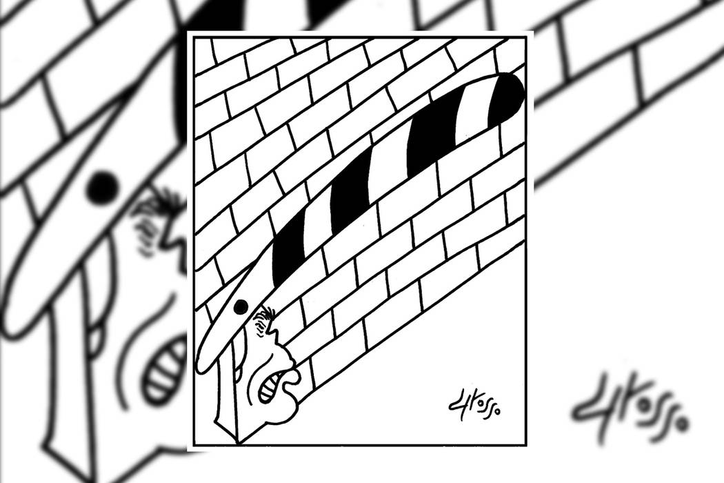 Repelente. | Ilustración por Grosso / Especial para El Tiempo.