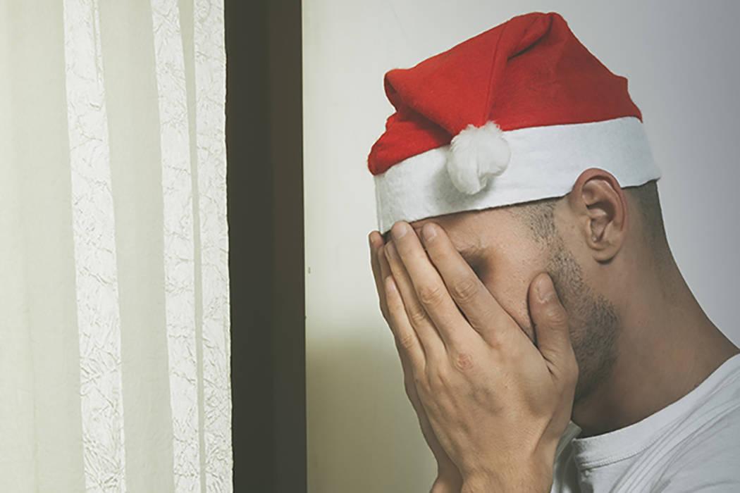 La nostalgia de estar lejos de la familia puede provocar una depresión temporal decembrina