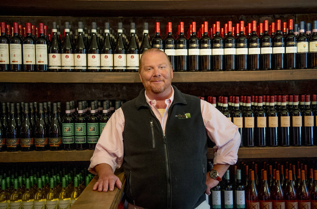 Mario Batali (B&B Hospitality Group)