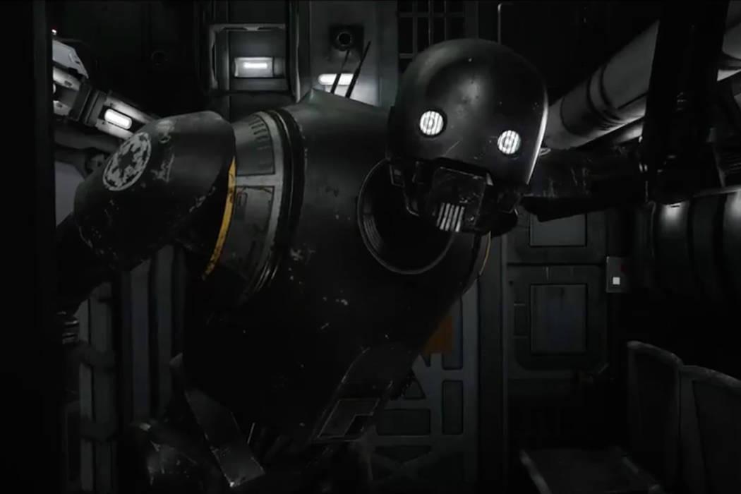 The Void desarrolló la experiencia junto con ILMxLab de Lucasfilm. (Captura de pantalla / Twitter / @ voidvr)