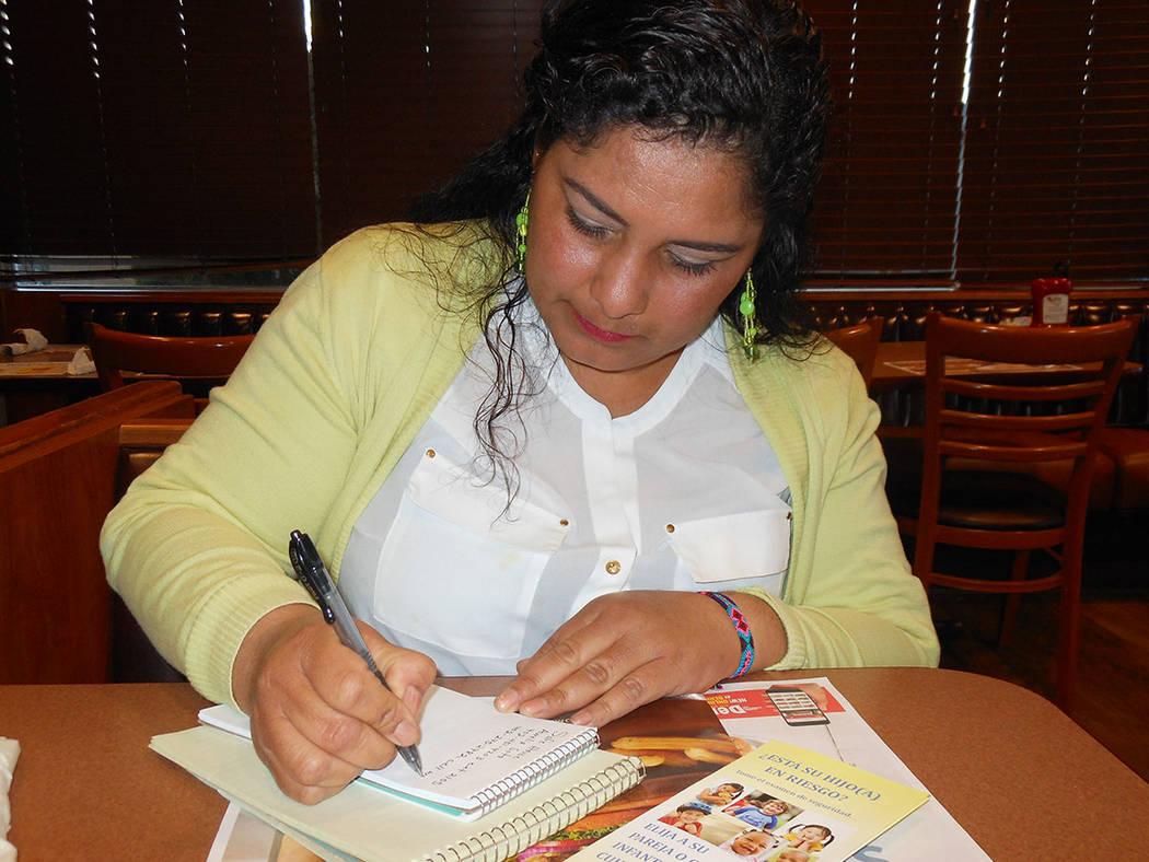 Aurelia Soto-Reyes, consejera legal de Safe House. Foto Valdemar González / Archivo.