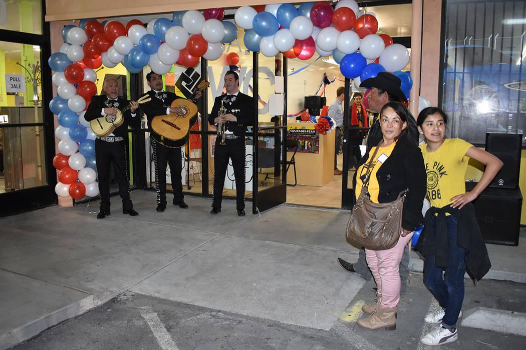 El centro de trabajadores de Las Vegas '¡Arriba!' ha sido inaugurado como herramienta de apoyo para las personas indocumentadas. 26 de enero del 2018. Foto Anthony Avellaneda / El Tiempo.