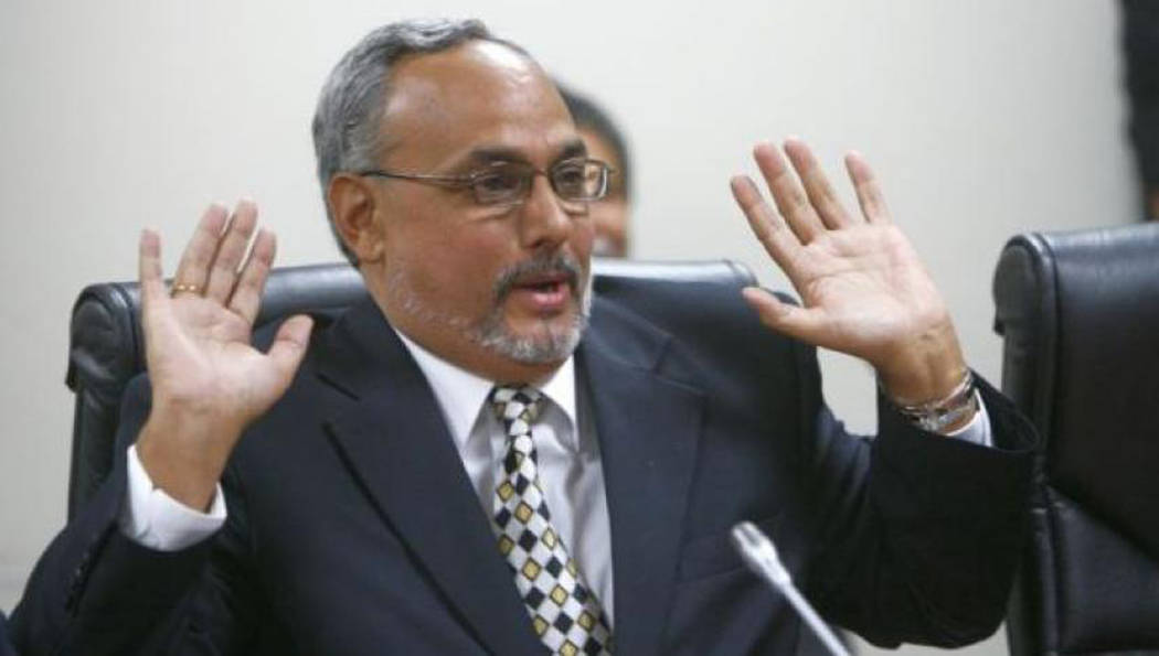 Manuel Burga ha estado involucrado en escándalos de corrupción. Foto Cortesía.