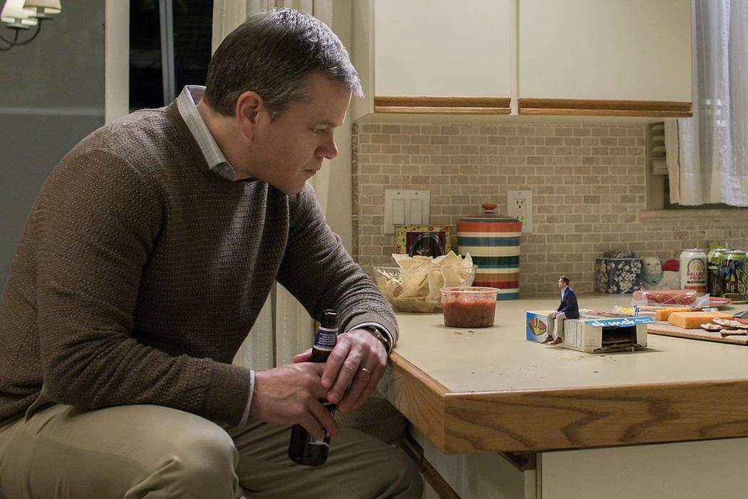 Alexander Payne (Nebraska, Los descendientes) dirige este drama con tintes cómicos de ciencia ficción que ha co-escrito junto a Jim Taylor (Os declaro marido y marido, Entre copas).