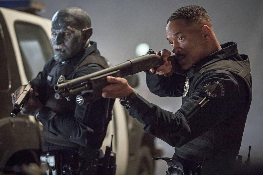 """Pese a que recibió críticas muy negativas por parte de la prensa especializada, """"Bright"""" fue vista por 11 millones de usuarios en Estados Unidos durante sus tres primeros días en Netflix."""