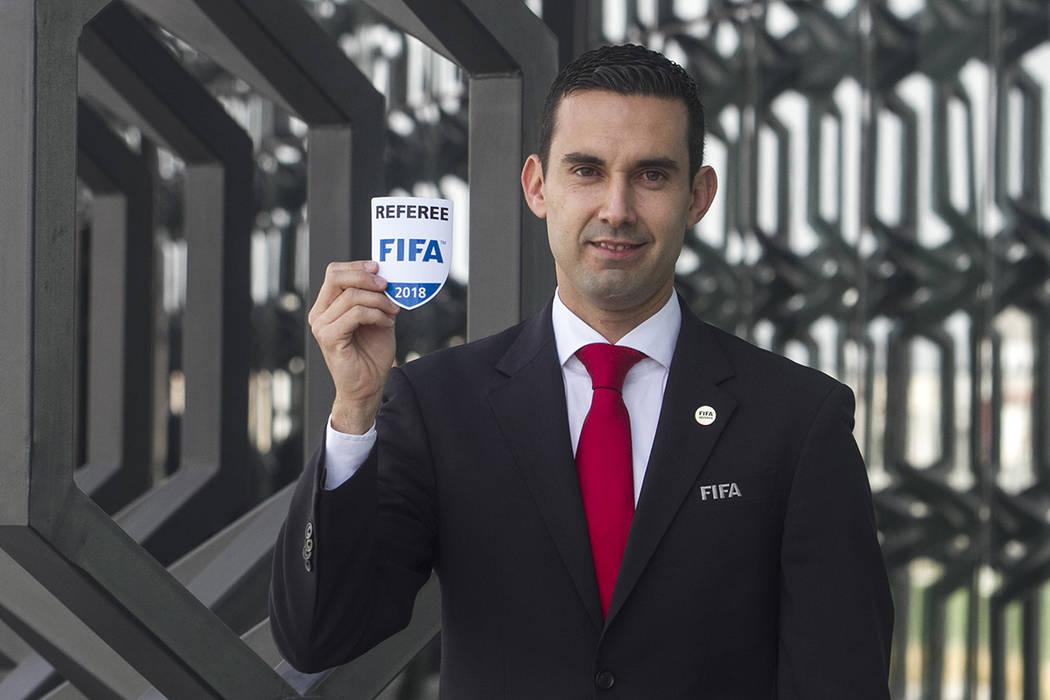 El árbitro César Ramos Palazuelos consideró que representar a México en la Copa del Mundo de Rusia 2018 es un honor ganado sobre todo por el trabajo realizado en cada cancha y en cada juego po ...