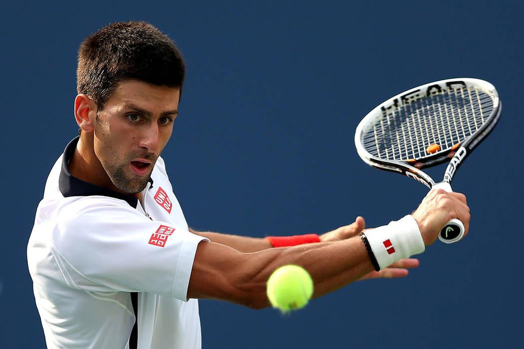 Novak Djokovic. | Cortesía.