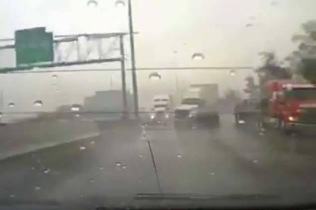 Nevada Highway Patrol reportó 213 accidentes entre las 10 a.m. del lunes y las 4:30 p.m. del martes, incluidos dos que resultaron en lesiones críticas. El soldado Jason Buratczuk dijo que eso re ...