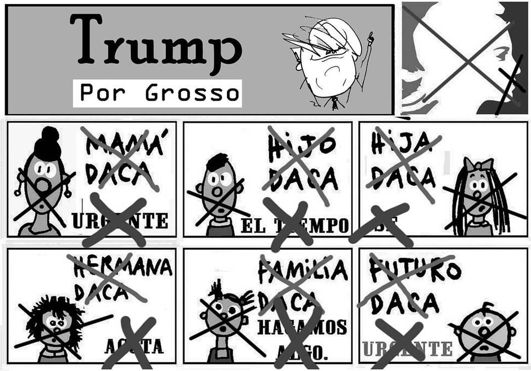 Asi es la cosa. | Ilustración por Grosso / Especial para El Tiempo.