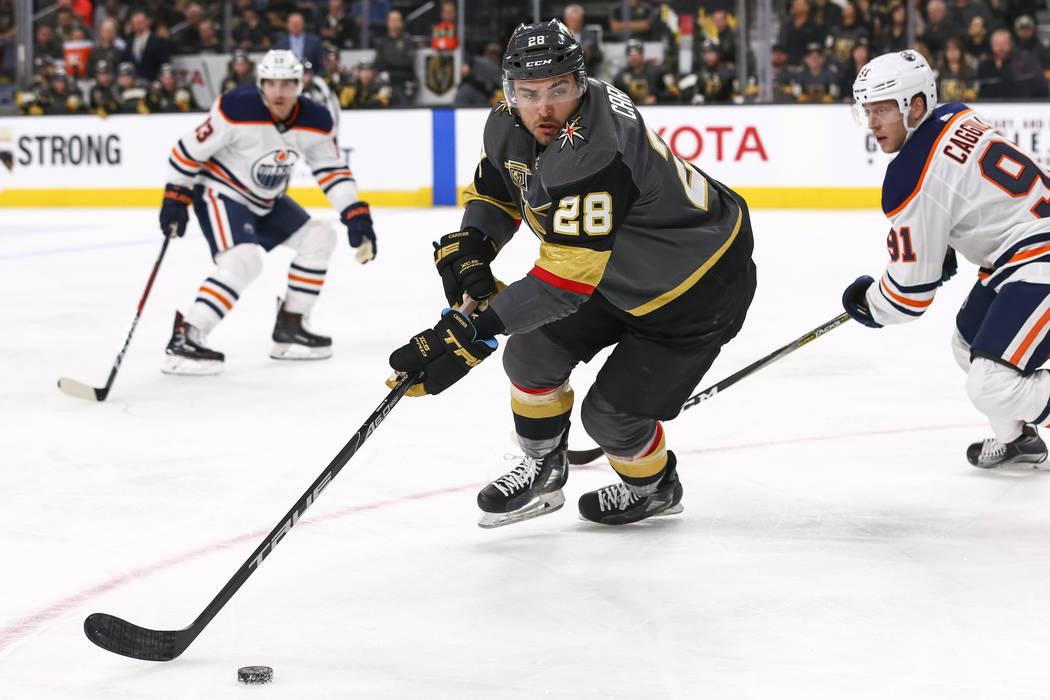 Con este resultado Vegas Golden Knights se mantiene como líder de la Conferencia Oeste Pacífico con 61 puntos (segundo de la tabla general), mientras que Edmonton Oilers sumó 43 unidades que lo ...