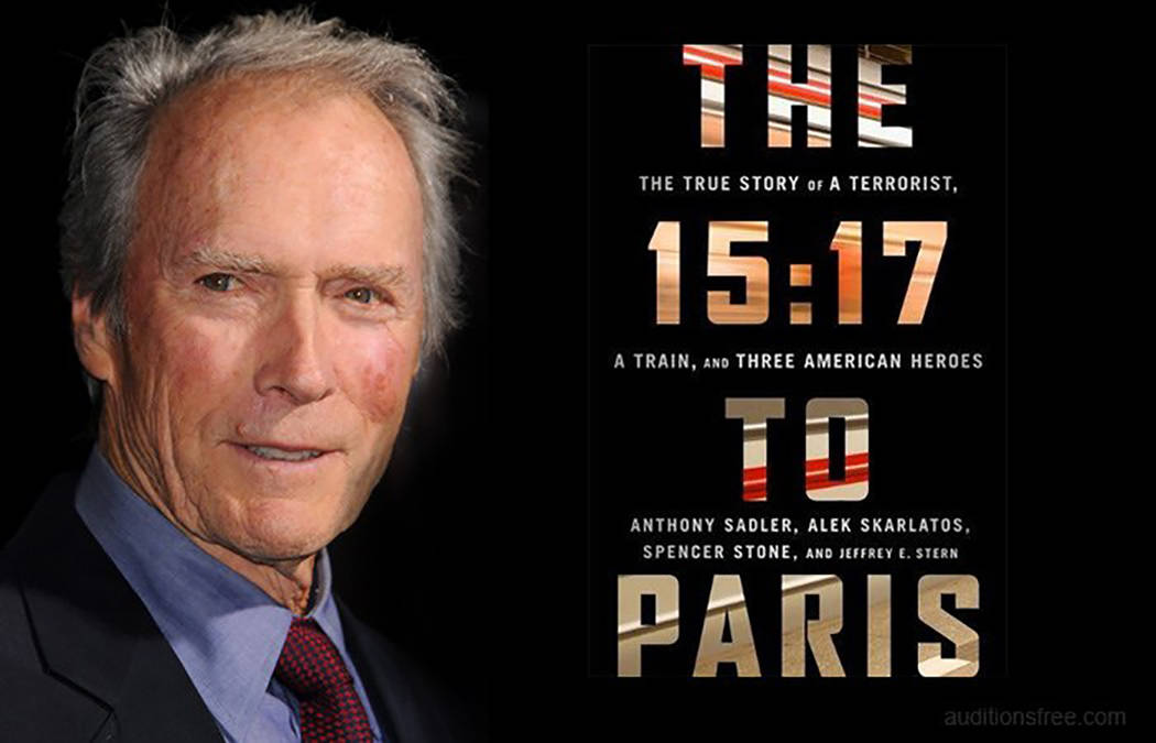 The 15:17 to París. Foto Cortesía.