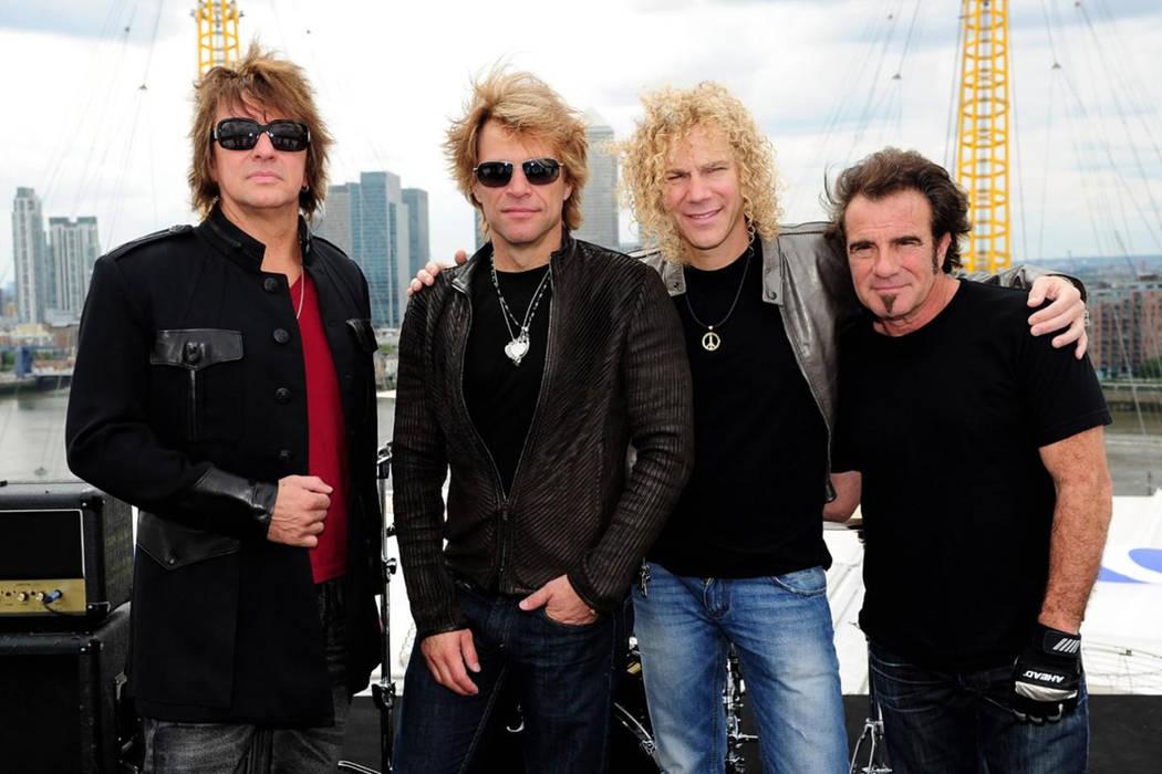 Bon Jovi. Foto Cortesía.
