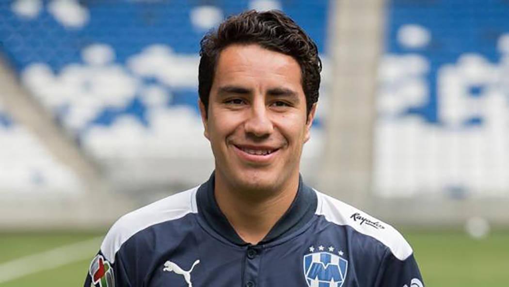 Efraín Juárez durante su estancia con Rayados de Monterrey de la Liga MX. Foto Cortesía.
